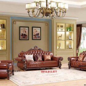 bàn ghế sofa tân cổ điển hàng nhập khẩu đài loan giá rẻ tại tphcm