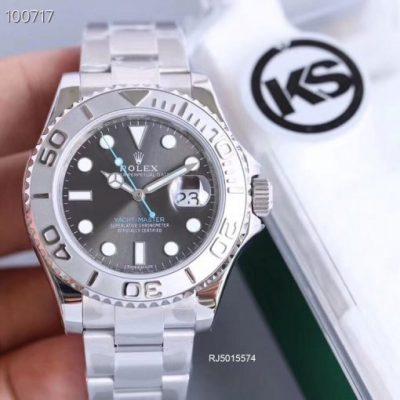 đồng hồ nam rolex máy cơ màu trắng giá rẻ
