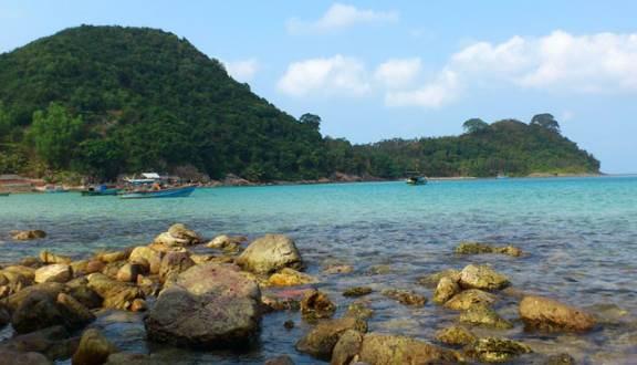 Quần đảo Nam Du địa điểm du lịch lý tưởng
